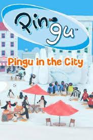Pingu In The City
